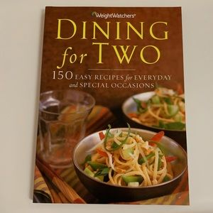 WW Dining for Two Cookbook